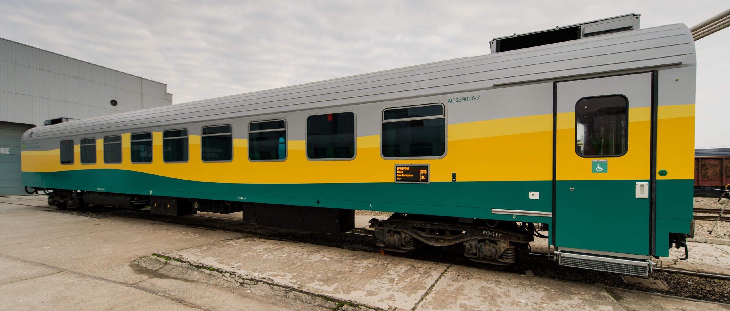 10 Vagon Brazilia Special PMR